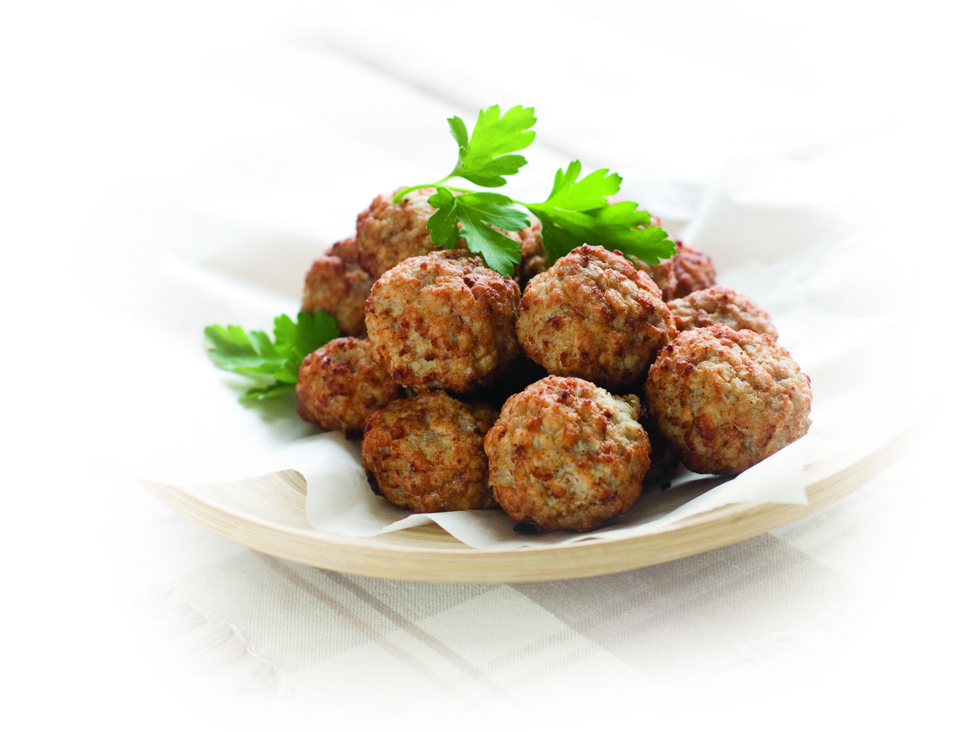 pureland america organic frozen meatballs appetizer recipe